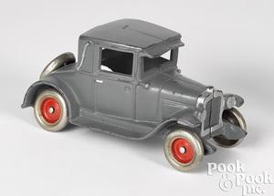 Skoglund & Olson cast iron Chevy coupe