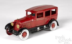 Sears cast iron Willy's Knight sedan
