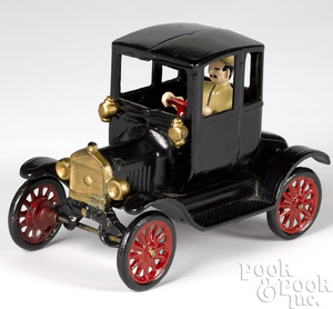 Sears cast iron Model T Ford