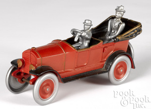 Sears Kenton cast iron open touring car