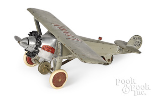 Hubley Lindy - Spirit of St. Louis airplane