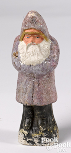 Belsnickle Santa Claus candy container