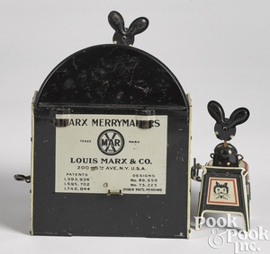 Marx Merry Makers windup mouse band