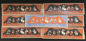 Madame Alexander Walt Disney marionette set