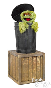 Pacific Design and Production Oscar the Grouch