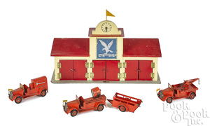 Tekno Falks Rednings Korps fire station