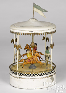 Bing carousel steam toy accessory #9956/416
