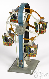 Wilhelm Krauss Ferris wheel steam toy accessory