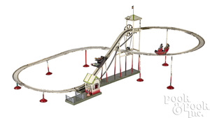 Bing deluxe roller coaster steam toy accessory