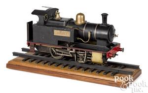 Bassett Lowke Juliet live steam train locomotive