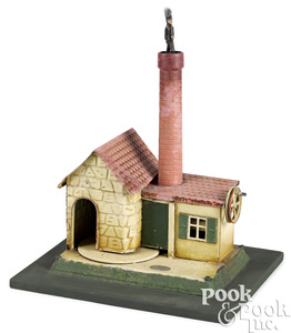 Doll & Cie chimney sweep steam toy accessory