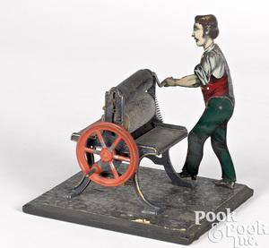 Carette steam toy accessory
