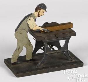 Table saw steam toy accessory