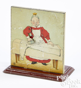 Bing lady ironing steam toy accessory
