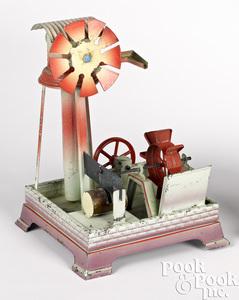 Falk sawmill steam toy accessory