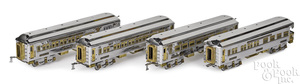 American Flyer Mayflower train cars