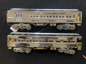 American Flyer Mayflower train cars