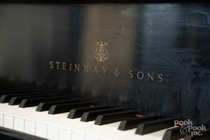 Steinway Model S piano