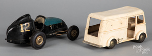 Ohlsson & Rice tether car, etc.