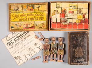 Crandall's Acrobats, etc.