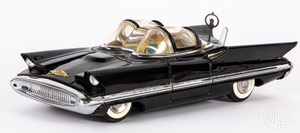 Japanese tin friction 1956 Lincoln Futura car