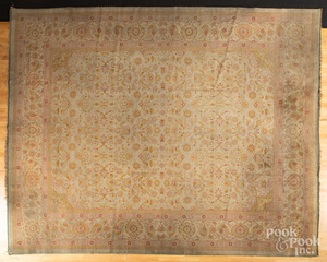 Amritsar carpet, early 20th c.