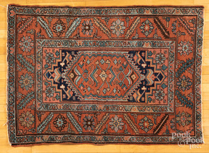 Hamadan carpet, ca. 1940