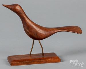 Paul Eshelman carved bird