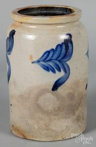 Pennsylvania stoneware crock