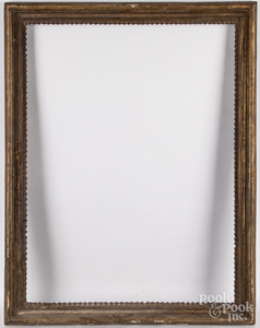 Two giltwood frames