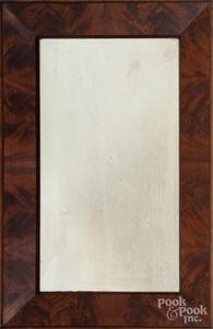 Empire mahogany mirror
