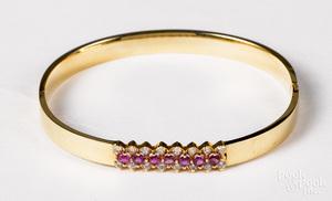 14K gold diamond necklace, etc.