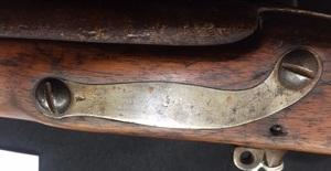 US marked flintlock fowler