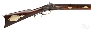 Pennsylvania half stock percussion long rifle