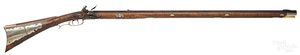 Contemporary flintlock full stock long rifle