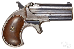 Remington over and under Derringer pistol