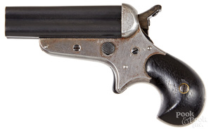 Sharps model four Bulldog pepperbox pistol