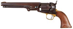 Colt model 1851 Navy single action revolver