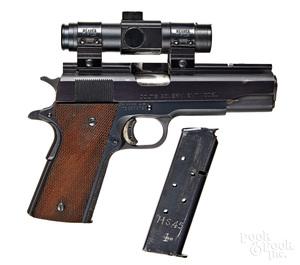 Colt Mark IV series 70 Government 1911 pistol