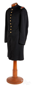 Civil War First Lieutenant frock coat