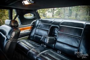1981 Lincoln Continental Mark VI coupe