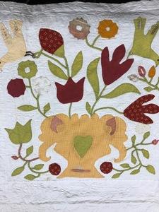 Pennsylvania album quilt