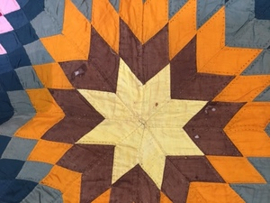 Lone Star quilt