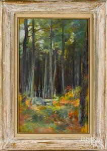 Gabrielle Clements (American 1858-1948) pastel