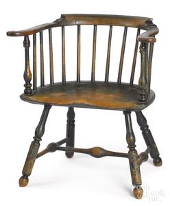 Philadelphia lowback Windsor chair
