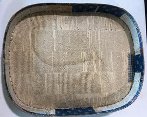 Wallpaper hatbox