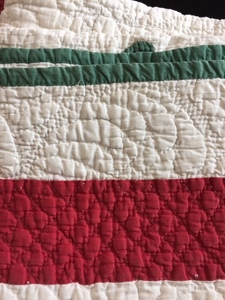 Pennsylvania Princess Feather quilt