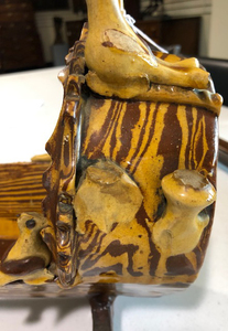 English scroddleware cradle