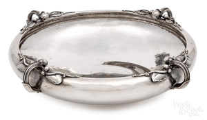 Georg Jensen sterling silver centerpiece bowl