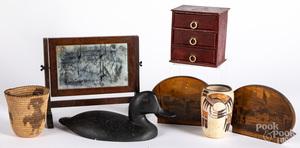 Miscellaneous accessories